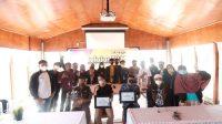 PLN Gelar Pelatihan Videografi dan Berikan Bantuan Gapura Wisata Cendol Malino untuk Pemberdayaan Masyarakat