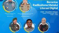 Literasi Digital Sulawesi 2021,Cerdas di Dunia Digital Tangkal Paham Radikal