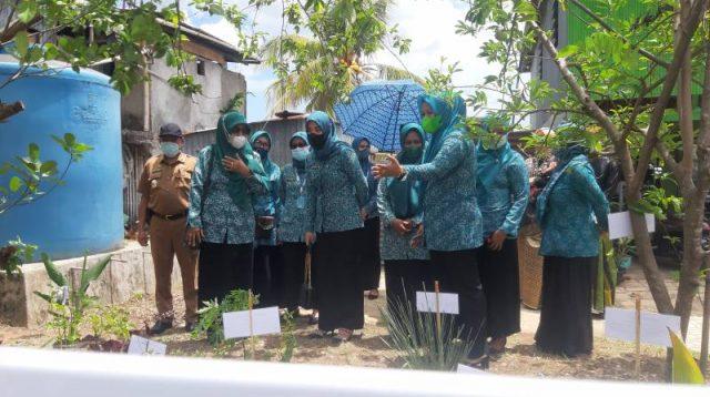 Kampung Pagang Wakili Pangkajene Lomba HKG PKK ke-48, Andalkan Empat Pokja