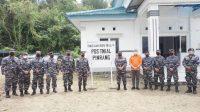 Koorsahli Kasal Kunjungi Lahan TNI AL di Posal Pinrang