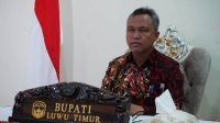 Pembekalan Kepemimpinan, Bupati Luwu Timur Dibekali Materi Pencegahan Korupsi