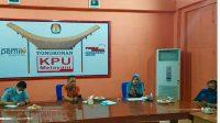 KPU Tana Toraja Tetapkan DPB 175.509 Pemilih