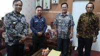 LP2M UIN Alauddin Audiens dengan Bupati Pinrang