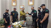 DPP Harimau Bodyguard Adakan Kerja Sama dengan Dinsos Sulsel