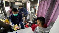 Pramuka Kwarcab Pangkep Gelar Donor Darah