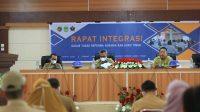 Bupati Lutim Pimpin Rapat Integritas Gugus Tugas Reforma Agraria
