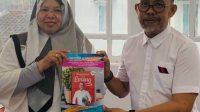 Perpustakaan Nasional RI, Undang BAK Terima Penghargaan Tertinggi Nugra Jasa Dharma Pustaloka