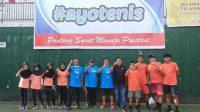 Tenis Pangkep, Tiket Kedua Cabor ke Porprov