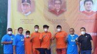 Tenis Putra Pangkep Melaju ke Semifinal, Tim Putri Perebutkan Peringkat 2 dan 3