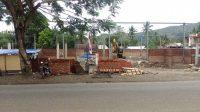 Diduga Tidak Miliki IMB, Pembangunan Pasar di Soppeng Terus Berjalan