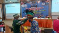 Hadiri Pelantikan Pengurus KKT Sorong Selatan Papua Barat, Ini Pesan Wabup Paris