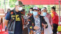 Sukses Vaksin 1.105 Orang, Ketua MPC PP Luwu Ucapkan Terima Kasih