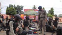 Jelang Pengamanan PON XX 2021 di Papua, Danyon C Pelopor Cek Kesiapan Personelnya