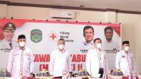 Buka Muskab II PMI, Bupati Lutim Dukung Pembangunan Markas PMI