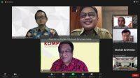 KOMPAK - Bappenas Bersama Pemkab Bantaeng Genjot 21 Trainers DMD/K Lewat ToT