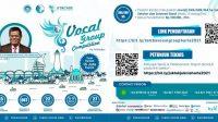 Mau Dapat Sertifikat Prestasi dan Hadiah? Yuk Daftar Lomba Vocal Group se-Sulselbar oleh Pinisi Choir
