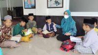 Sufriaty Senang Lihat Anak-Anak Semangat dan Tertib Belajar Ngaji