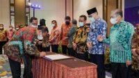 Hadiri Rakorwasda Sulsel 2021, Basmin: Pacu Transformasi Budaya Kerja