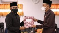 DPRD Bantaeng Menerima KUA & PPAS APBD Perubahan Tahun Anggaran 2021