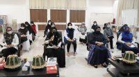 Pemkab Luwu Ikuti Penilaian Pelaksanaan Program STBM Secara Virtual