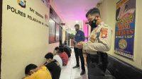 Terlibat Tawuran di Barukang, Delapan Remaja Diamankan Polisi