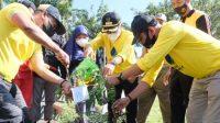 Peringati World Cleanup Day 2021, Bupati Iksan Ajak Masyarakat Untuk Bersih-bersih