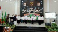 Pengukuhan Pengurus Jatman Kota Makassar Dihadiri Sejumlah Ulama