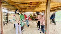 Peduli Kesehatan, RSUD HPDN Gandeng Jamila Sambangi Rumah Bocah Penderita Tumor