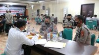 Polres Pelabuhan Makassar Ikuti Audit kinerja Itwasum Polri