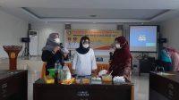 DP3A Parepare Dorong Keterampilan Masyarakat dengan Menyulap Limbah Minyak Menjadi Sabun