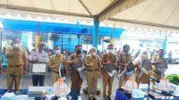 Bupati Iksan Iskandar Serahkan Bantuan Kendaraan Operasional di Harhubnas 2021