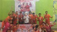 BPKD FC Bantaeng Juarai Open Turnamen Futsal Milad 1 Komunitas Pejuang Subuh