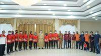Bupati Lepas 11 Atlet - Pelatih Pangkep, Kontingen PON Sulsel ke Papua