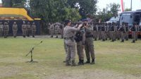 Kapolda Sulsel Buka Pelatihan Dasar Brigadir Remaja di Batalyon B Brimob Parepare