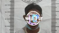 Polres Pelabuhan Tangkap Terduga Pelaku Narkoba di Jl. Ablam