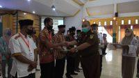 BPN Serahkan 1200 Sertifikat Program Redistribusi Tanah