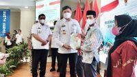 Bupati Adnan Sambut Baik Penyerahan 1.500 Sertifikat Tanah bagi Masyarakat Gowa