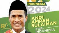 Relawan Andi Amran Sulaiman (RAAS) Deklarasikan Diri di 34 Provinsi Indonesia