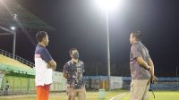 Wali Kota Parepare Instruksikan Disporapar Gerak Cepat Benahi Stadion untuk Pasukan Ramang
