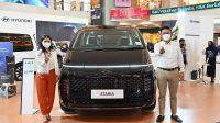 Hyundai Motors Resmi Luncurkan STARIA di Makassar