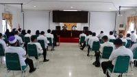 Ketua Satgas Covid-19 Enrekang Bahas PTMT dengan Camat dan Pengawas Sekolah