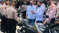245 Randis Polres Majene Jadi Target Tim Audit Polda Sulbar