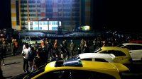 Satpol PP Bubarkan Kerumunan Komunitas Mobil di Kawasan Tonrangeng River Side Parepare