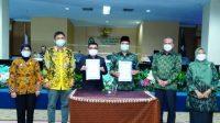 Pemkab Majene dan UIN Alauddin Makassar Teken MoU Bidang Pendidikan