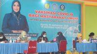 TP- PKK Selayar Kembali Gelar Vaksinasi Covid- 19 Bagi Masyarakat Umum