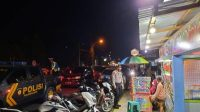 Polres Majene Gencar Operasi Yustisi, Cafe dan Warung Makan Jadi Sasaran