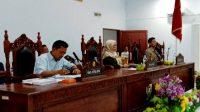 Pembentukan TBUP3D Masih Menjadi Pembahasan di DPRD Majene