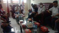 Yulius Paturu Resmi Terima SK PAW dari Perindo Sebagai Anggota DPR Tana Toraja