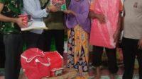 Atas Instruksi Bupati, Dinsos Luwu Salurkan Bantuan Korban Banjir