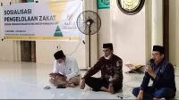 BAZNAS Makassar Sosialisasi Zakat di Pulau